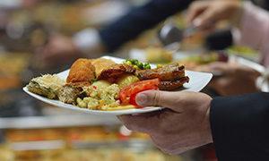 Catering Zeeland - warm buffet